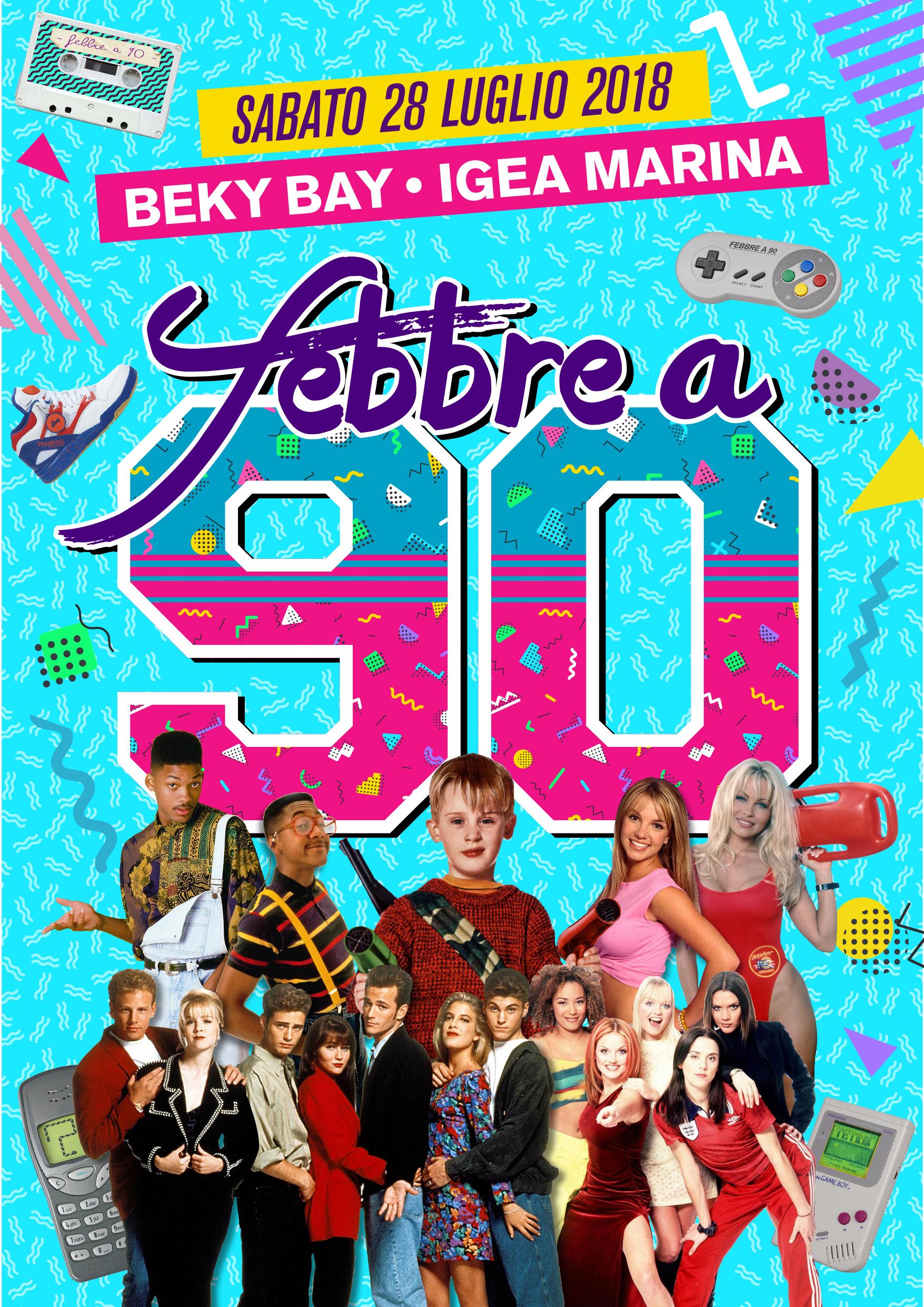 FEBBRE A 90