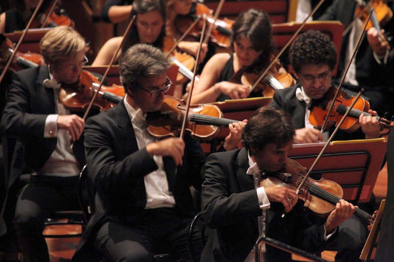 Orchestra Haydn in concerto