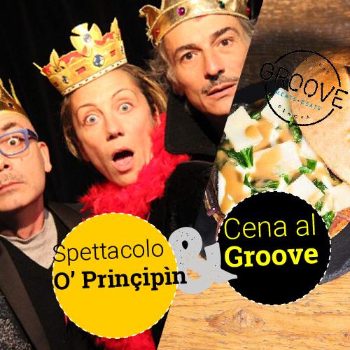 Groove + O Principin