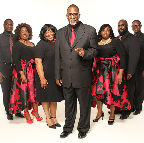 Tony Washington Gospel singers