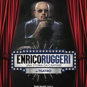 Enrico Ruggeri: Una Storia da Cantare