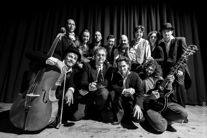 La Piccola Orchestra Lumiere musica dal vivo
