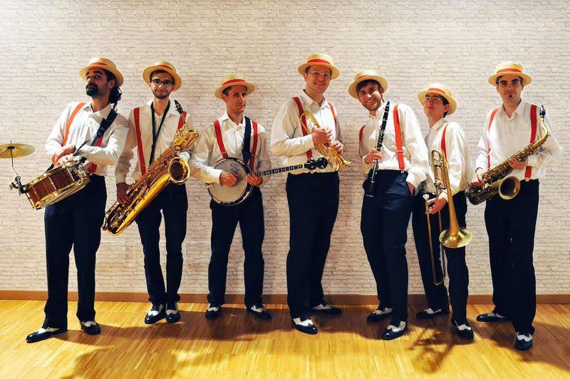 La Sextet Quartet Dixie Band musica dal vivo