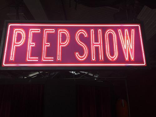 PEEP SHOW - UN PEEP SHOW PER CENERENTOLA
