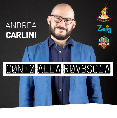 """Andrea Carlini - """"Conto alla rovescia"""""""