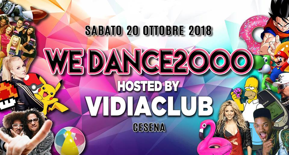 WE DANCE 2000