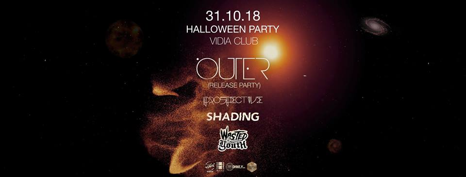 HALLOWEEN PARTY with:OUTER+guests