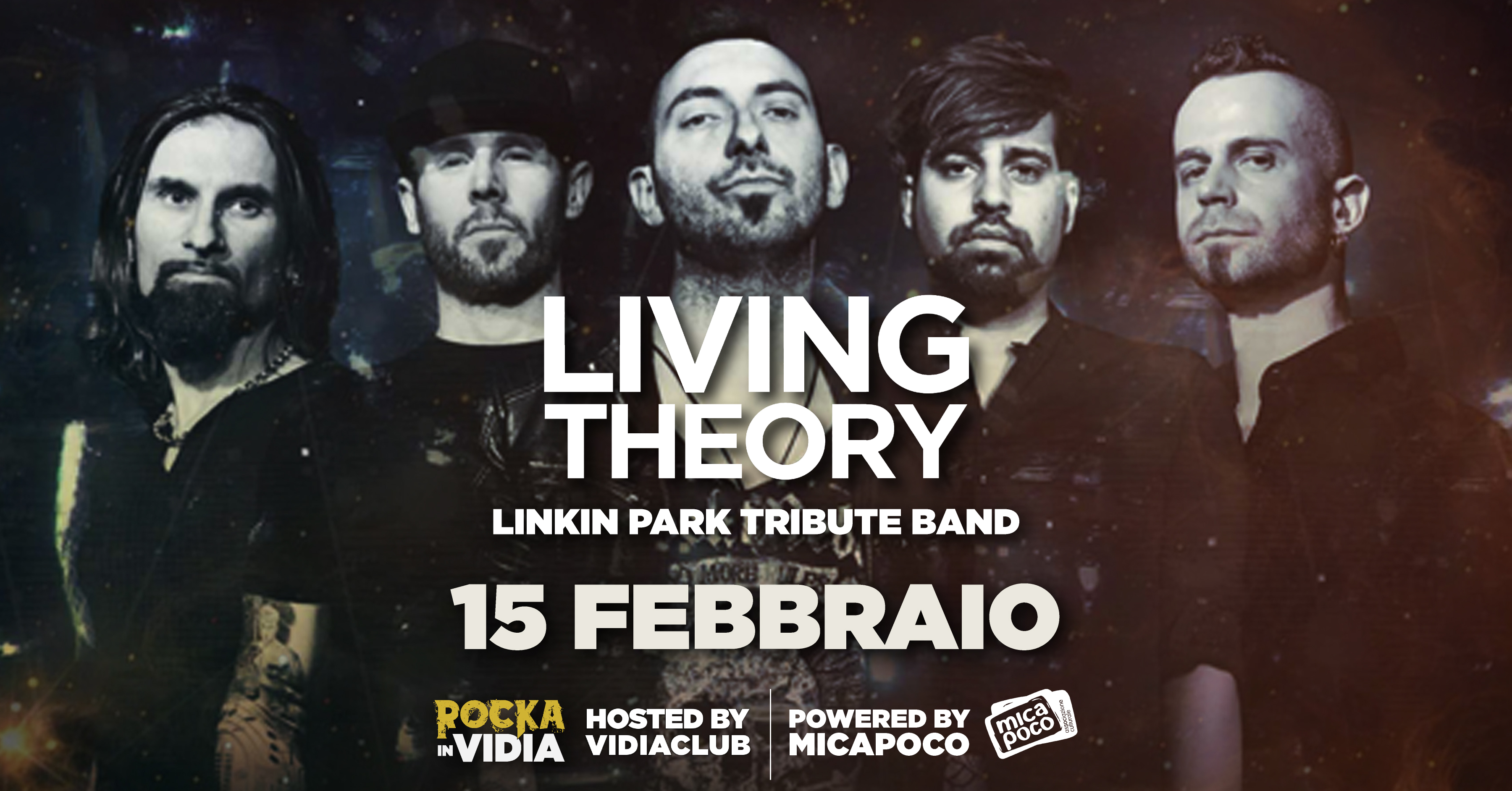 Living Theory tributo ai Linkin Park