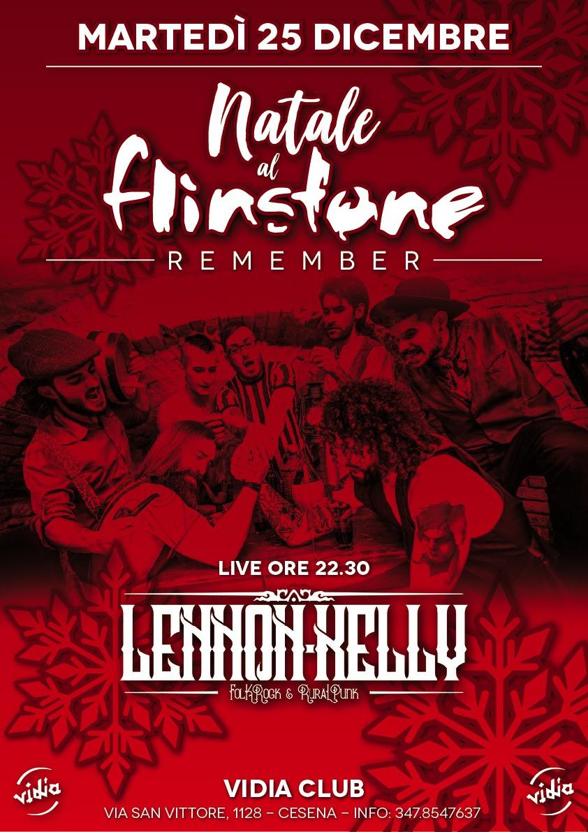 FLINSTONE with:LENNON KELLY