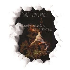 """Emozioni in danza: """"L'inferno di Dante"""""""